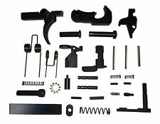 Complete Mil-Spec Lower Parts Kit with Rear Grip