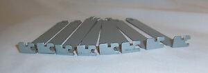 Compaq DeskPro Pentium Expansion Card Slot Cover Plates Dust Protectors 8 Pieces
