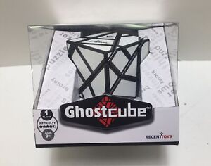 Ghost Cube Brainteaser Puzzle New