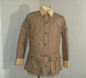 Vintage 10x Bird Hunting Jacket Americas Finest Sport Clothing Coat Size 42