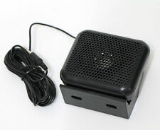 mini Nagoya NSP-100 External Speaker for Ham Radios ICOM Yaesu Motorola Kenwood
