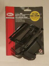 Bell Clinch 600 Expandable Bottle Cage with Universal Mount - Black Free Ship