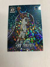 2017-18 Panini Donruss Optic Kevin Durant #9 All Clear For Takeoff Disco Rare