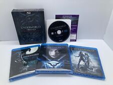 Underworld Trilogy: The Essential Collection w/ Anime Shorts 4 Blu-ray Box Set
