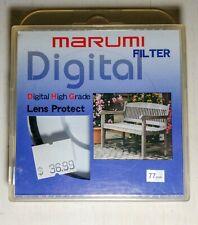 77mm Marumi clear filter