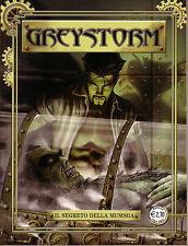 Greystorm 6 - Il segreto della mummia - Ed. Bonelli