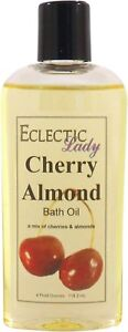 Cherry Almond Bath Oil