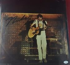 *RARE* Neil Young Autograph Picture Sleeve Hand Signed PAAS/COA