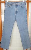Vintage CK Calvin Klein Boot Leg Jeans Women's 13 High Waist MOM USA