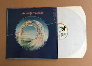 John Martyn - One World - Vinyl LP (VG)