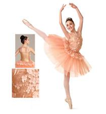 Adult Medium Dance Tutu Costume Ballet Romantic FLOWERS