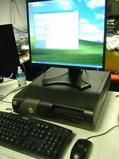 """Completo Dell OptiPlex GX150 Pentium III - 1.13GHz, NEC 19"""" Monitor & Windows XP"""