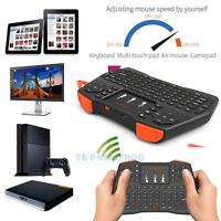 i8 Mini 2.4GHz Wireless Keyboard Fly Air Mouse Touchpad for TV PS PC android box