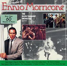 THE ALLEN TOUSSAINT ORCHESTRA (AND OTHERS) : THE MUSIC OF ENNIO MORRICONE / CD