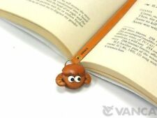 Sheep Handmade 3D Leather Animal Bookmark/Bookmarker VANCA Made in Japan #26113