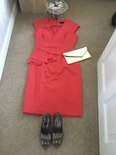 Bnwt Ladies Dorothy Perkins  Gorgoues Party/Mother Bride/Races/Outfit size 12