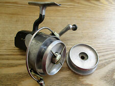 Hardy The Altex No 2 Mk V Fixed Spool Fishing Reel & Spare Spool