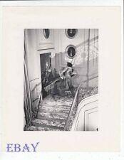 Gene Kelly lana Turner VINTAGE Phot Three Musketeers 6 X 7 image on 8 X 10 paper
