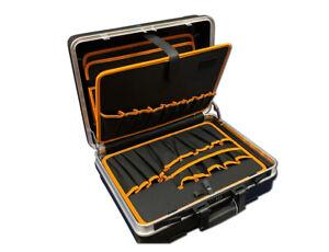 B&W Universal Werkzeugkoffer 120.02/P   Orange-Sonderedition   unbestückt