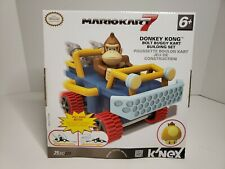 Mario Kart 7 Donkey Kong Bolt Buggy Kart Building Set 25 Pc 6+ K'nex Toys