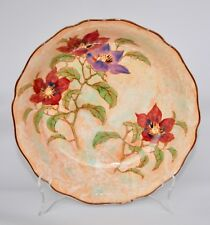 Vintage Royal Doulton MAGNELLA Serving Bowl / Fruit Bowl - Hand Painted 23.5cmD