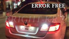 BMW 5 serie F10 F11 Xenon HIELO Blanco SMD LED Bombilla Luz Reversa actualización