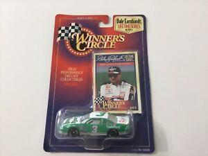 1989 Winners Circle Lifetime Series Car Dale Earnhardt Sr #3 1/64 NASCAR 50th