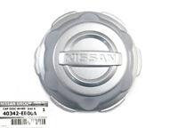 Genuine Wheel Center Cap Disc For Nissan Navara D40 D23 NP300 Pickup 2006 - 2018