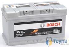 110 / 115 Heavy Duty Bosch Car Van Battery 12V 85Ah S5010 - 5 Year Warranty - Ne