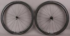 Colnago Artemis Carbon Clincher Road Bike Wheelset & GP4000 700x25 Tires Mounted