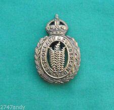Westmorland & Cumberland Yeomanry - 100% Genuine British Army Military Cap Badge