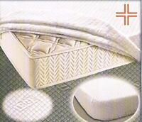 COPRIMATERASSO 1 piazza e mezza Irge elasticizzato spugna di cotone
