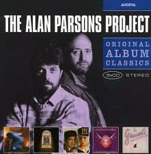 Original Album Classics by The Alan Parsons Project (CD, Feb-2011, Sony Music)