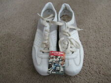 DEADSTOCK VINTAGE 70s Earl Campbell Pony Leather Football Cleats Shoes MENS 7