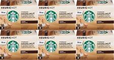 Starbucks Hazelnut Medium Roast K Cups Coffee for Keurig 60 COUNT BBD Jan 2020