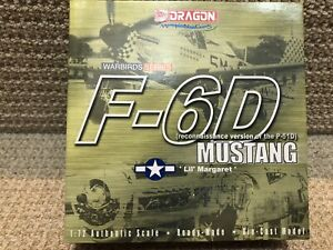 """Dragon Wings-Warbirds 1:72 P-51D Mustang, """"Lil' Margaret"""", Recon, No. 50002"""