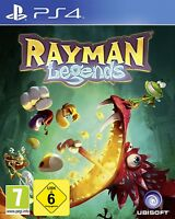 PS4 Spiel Rayman Legends NEU&OVP Playstation 4