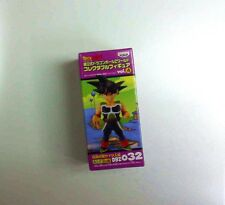 Banpresto DragonBall Z WCF DWC World Collectable Vol 4 Figure Bardock