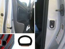 13ft small D shape Car Truck Door Rubber Seal Strip Weatherstrip Seals Hollow