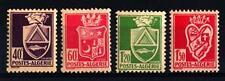 ALGERIA - 1942-1945 - Stemmi di città