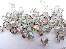 20 Paradise Shine Swarovski Crystal Beads Bicone 5328 6mm