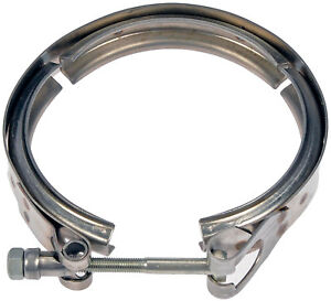 Exhaust Down Pipe V-Band Clamp-Dorman 904-250.XC3Z-5A231-AA Fits E&F 7.3 Diesel