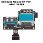 Supporto flat sim card micro sd memory slot Samsung Galaxy S4 mini i9190 i9195