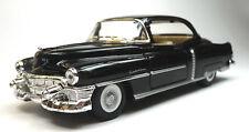 Oldtimer Sammlermodell 1953 Cadillac Series 62 schwarz 1:43 von KINSMART Neuware