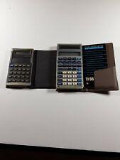 Texas Instruments Solar Ti-36 _ Texas Instruments solar ti1766 vintage