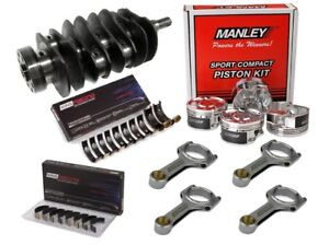 Forged Internals Rebuild Kit with Manley, King Racing & Subaru for 04+ EJ257