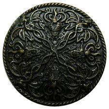 10 pcs Nordic Dragon Am Concho Ancient Rivet Viking Leather Crafters Conchos