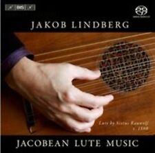 Jacobean Lute Music [Jakob Lindberg] [BIS: BIS2055], Jakob Lindberg CD | 7318599