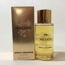 Lady Million by Paco Rabanne - 6.7 / 6.8 oz / 200 ml Women's Shower Gel New