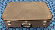 Belle ancienne valise rétro vintage H 18 L 66 l 43 cm #23
